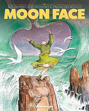 Moon Face Vol. 1: The Wave Tamer