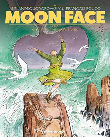 Moon Face Tome 1: The Wave Tamer