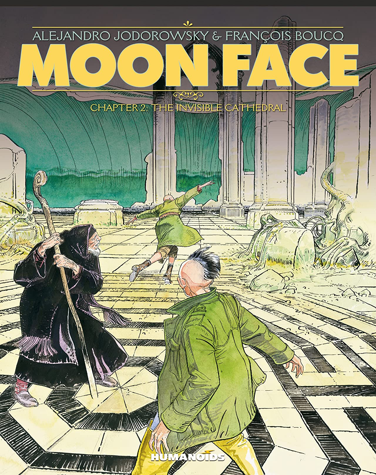 Moon Face Vol. 2: The Invisible Cathedral
