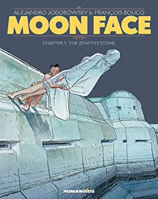 Moon Face Tome 3: The Zenith's Stone