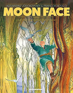 Moon Face Tome 4: The Woman from the Sky