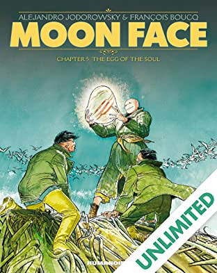 Moon Face Vol. 5: The Egg of the Soul