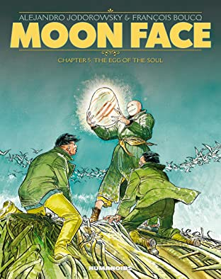 Moon Face Tome 5: The Egg of the Soul
