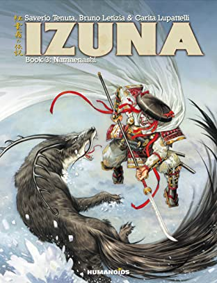 Izuna Vol. 3: Namaenashi