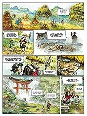 Izuna Tome 3: Namaenashi