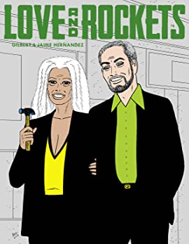 Love and Rockets Vol. IV #6