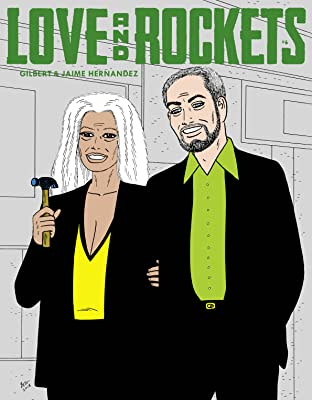 Love and Rockets Tome IV No.6