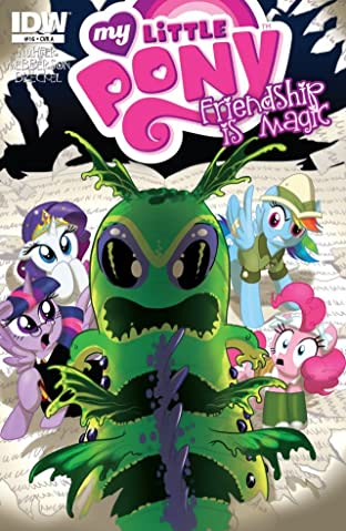 My Little Pony: Friendship Is Magic No.16