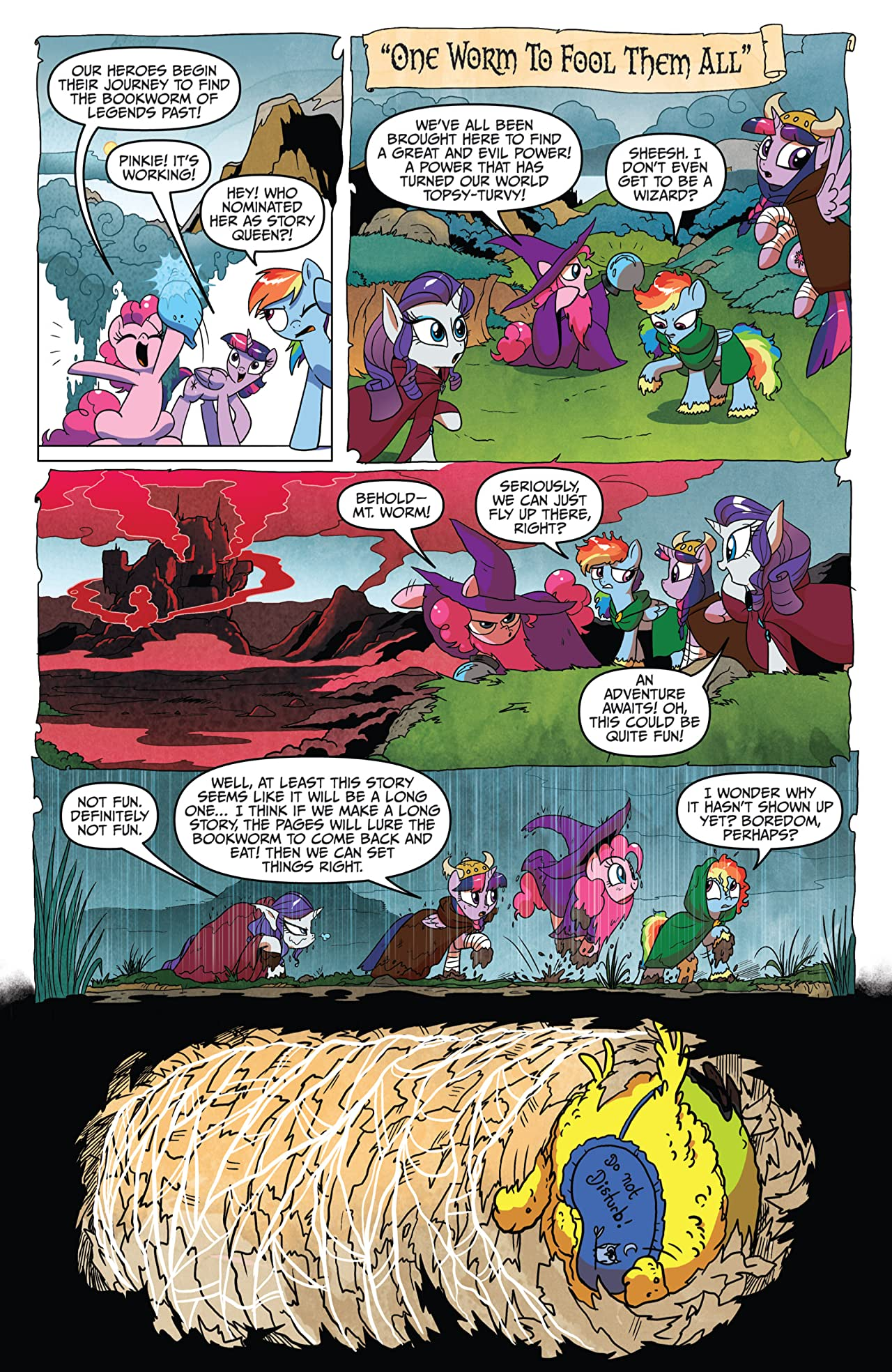 My Little Pony: Friendship Is Magic #16