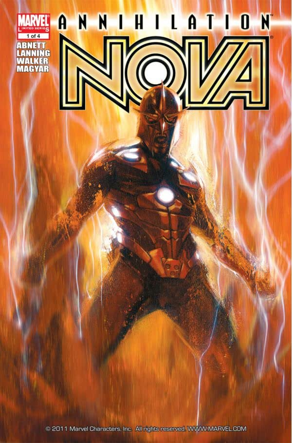 Annihilation: Nova No.1