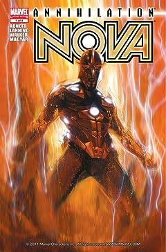 Annihilation: Nova #1