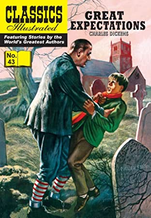 Classics Illustrated No.43: Great Expectations
