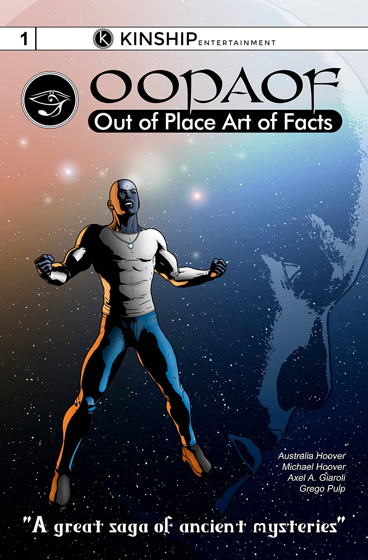 Out of Place Art of Facts #1
