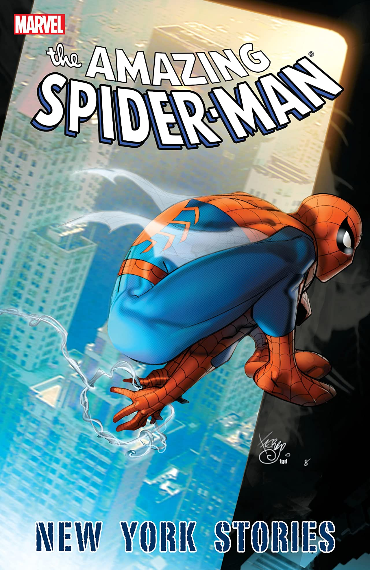 Spider-Man: New York Stories