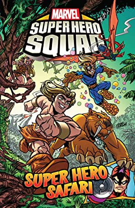 Super Hero Squad: Super Hero Safari
