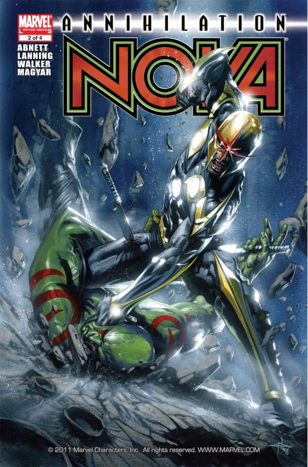 Annihilation: Nova No.2