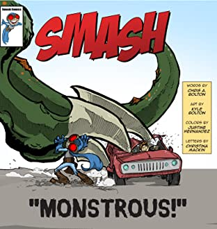 Smash: Monstrous