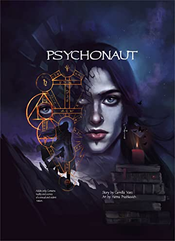 The Starblood Trilogy Vol. 2: Psychonaut the graphic novel