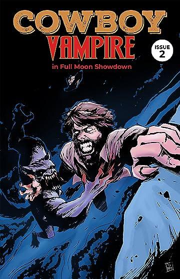 Cowboy Vampire #2