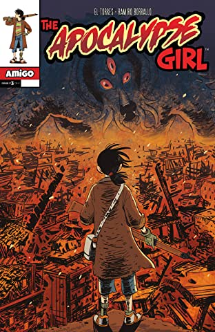 The Apocalypse Girl #3