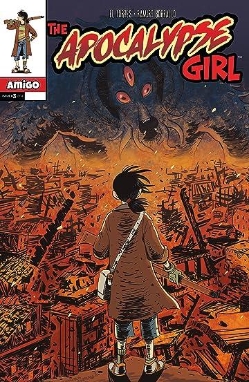 The Apocalypse Girl #3