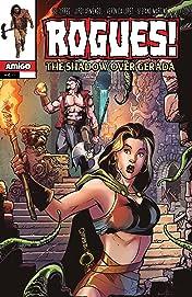 Rogues! Vol. 6 #1: The Shadow Over Gerada