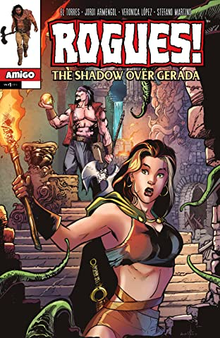 Rogues! Vol. 6 #1: The Shadow Over Gerada