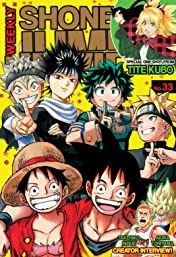 Weekly Shonen Jump Vol. 334: 07/16/2018