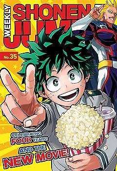 Weekly Shonen Jump Vol. 336: 07/30/2018