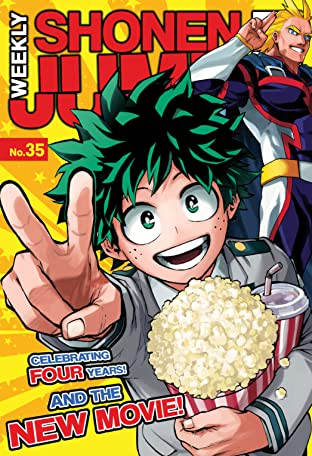 Weekly Shonen Jump Vol. 336: 07/30/2018