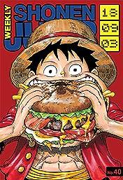 Weekly Shonen Jump Vol. 341: 09/03/2018