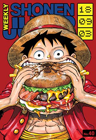 Weekly Shonen Jump Vol. 341: 09/03/2018