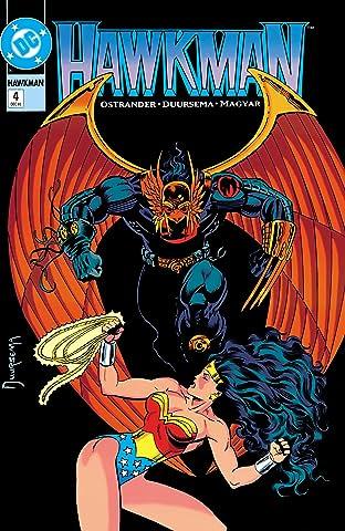 Hawkman (1993-1996) No.4