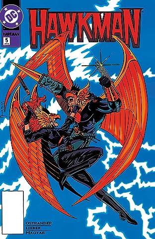Hawkman (1993-1996) No.5