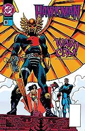 Hawkman (1993-1996) #6