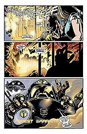 Legion of Super Heroes (2005-2009) #4
