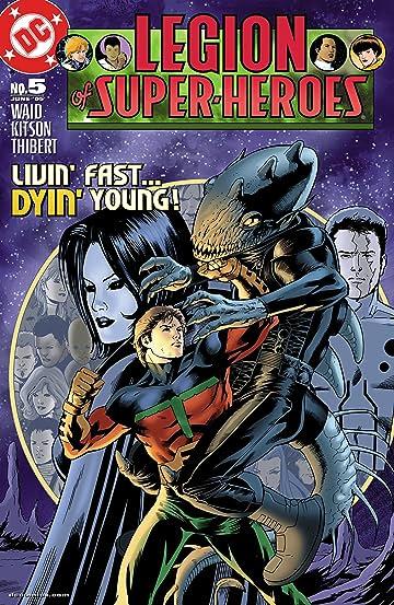 Legion of Super Heroes (2005-2009) #5