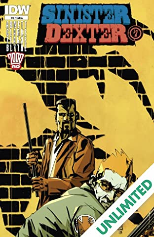 Sinister Dexter #3 (of 7)