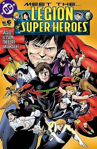 Legion of Super Heroes (2005-2009) #6