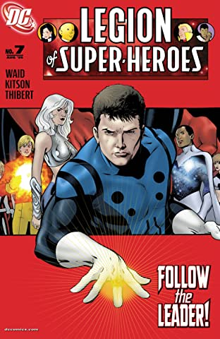 Legion of Super Heroes (2005-2009) #7