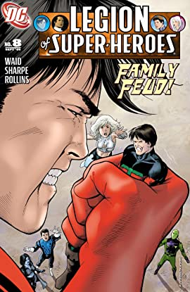 Legion of Super Heroes (2005-2009) #8