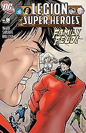 Legion of Super Heroes (2005-2009) #8