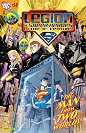 Legion of Super-Heroes in the 31st Century (2007-2009) #13