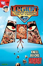 Legion of Super-Heroes in the 31st Century (2007-2009) #18
