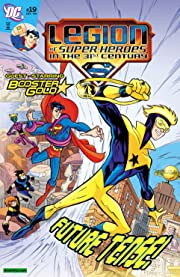Legion of Super-Heroes in the 31st Century (2007-2009) #19