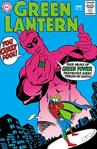 Green Lantern (1960-1986) #61