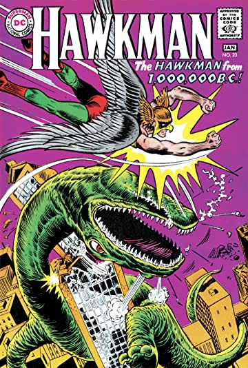 Hawkman (1964-1968) #23