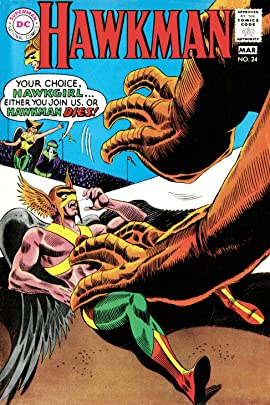 Hawkman (1964-1968) #24