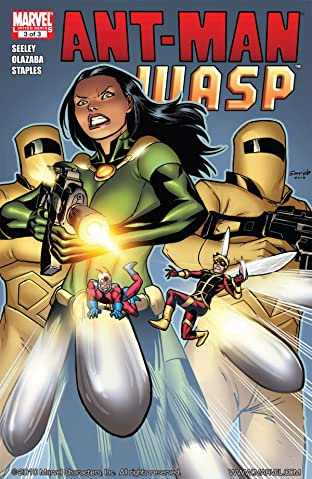 Ant-Man and Wasp #3