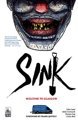 Sink Vol. 1: Welcome to Glasgow